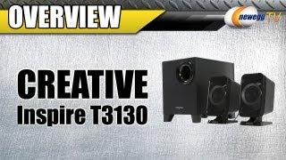 Newegg TV: Creative Inspire T3130 2.1 Speakers