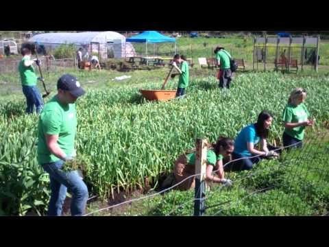 The Giving Garden at Marra Farm