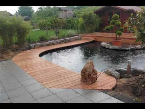 Gartenteich anlegen eigenbau teich hobby gartenteich ww for Teichanlage selber bauen