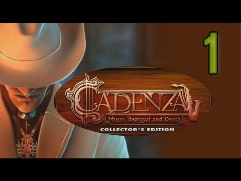 Cadenza: Music Betrayal and Death CE [01] w/YourGibs - RETURN TO NEW ORLEANS - OPENING - Part 1