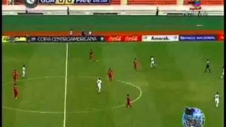 Blas Perez - Guatemala 0 - 1 Panamá - CC.A