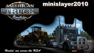 American Truck Sim, Flagstaff to Show Low