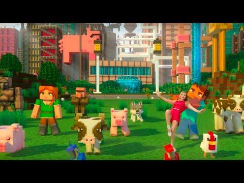 Minecraft Official Super Duper Musical Trailer