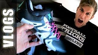 botas de ftbol adidas x ace black white guidofto vlogs diarios