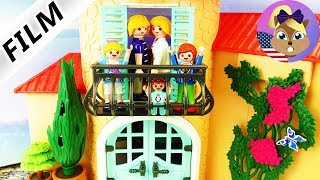 Playmobil Story   THE SMITH FAMILY MOVES OUT - Sunny Vacation House instead of Luxury Villa