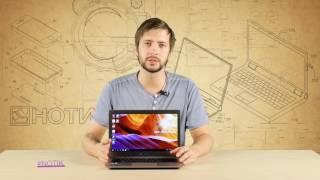 экспресс обзор ноутбука ASUS ZenBook UX303UA