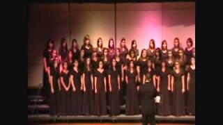 Hanna HS JV Treble Choir - Make A Joyful Noise Unto the Lord