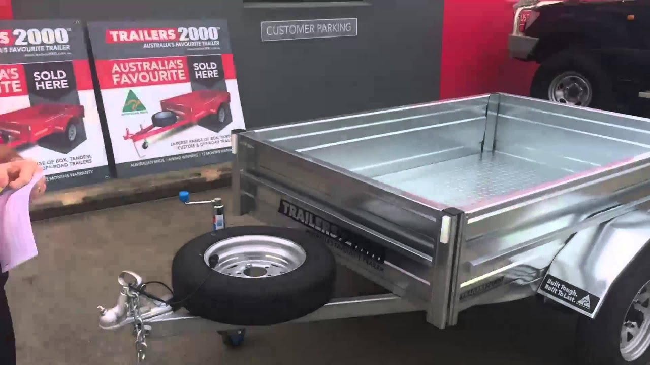 How to Register a Trailer in Qld Part 2 Self Assessment