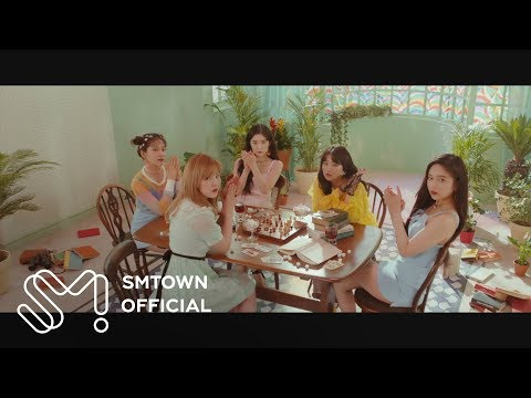 Red Velvet '#Cookie Jar' MV Teaser #1