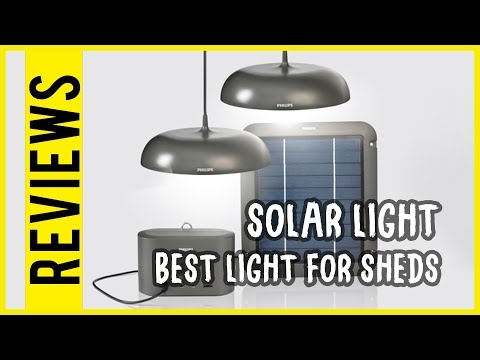 Product Review: Philips Solar LED Pendant with USB Charger