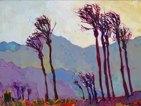 Artist ERIN HANSON