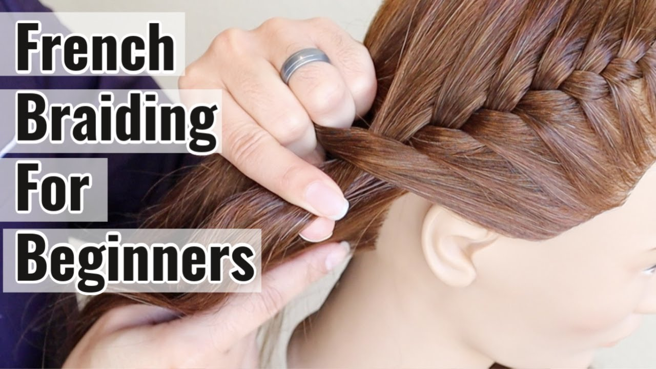 How to French Braid for Beginners!