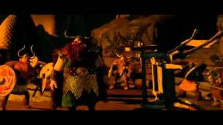 How To Train Your Dragon 2010 DVDRip Arabic By Monster