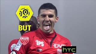 Video Gol Pertandingan Dijon FCO vs Toulouse