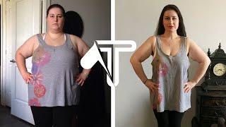 TRANSFORMATION: Jenn's AMAZING 80 Pound Weight Loss