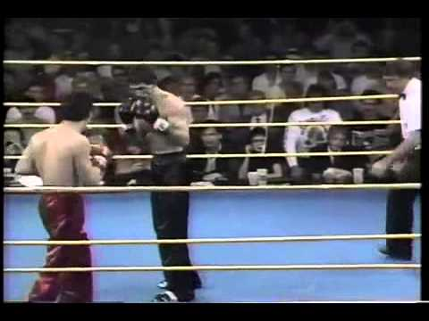 BRANKO CIKATIC VS DON WILSON 1987