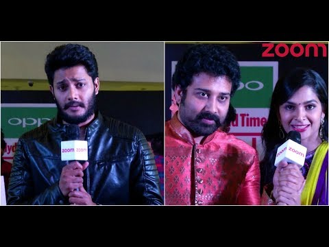 Siva Balaji, Swapna Madhuri, Prince Cecil & Others At The Hyderabad Times Fresh Face 2017