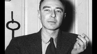 Robert Oppenheimer speaking at UCLA 5/14/1964