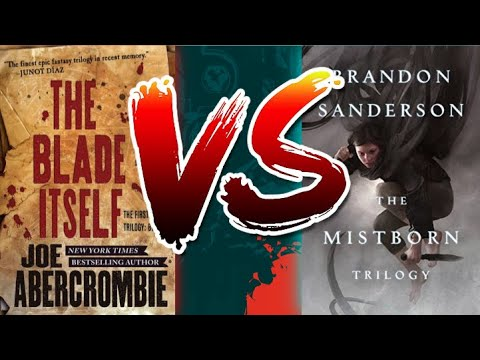 MISTBORN Vs FIRST LAW