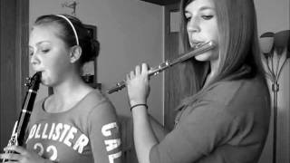 Zero to Hero -Hercules (Clarinet and Flute)