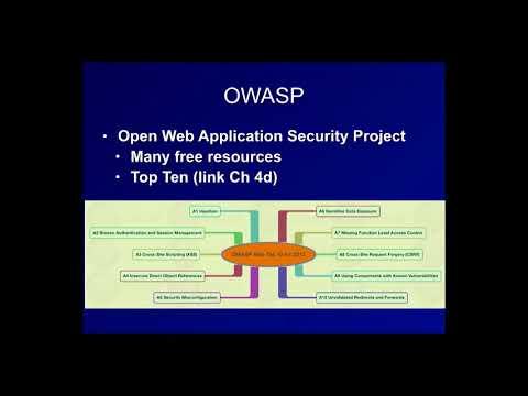 CNIT 125 - CISSP Preparation, February 27, 2018 Lecture