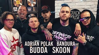 BANDURA, ADRIAN POLAK, BUDDA, SKOON - BlaBla (Official Music Video)