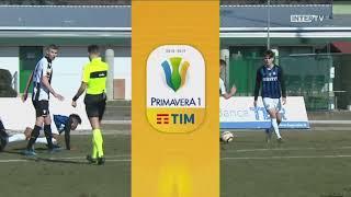 Primavera 1: UDINESE - INTER 0-2 (Roric, Esposito)