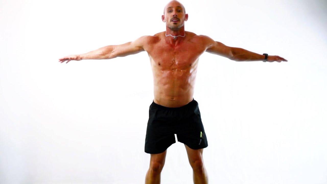 david king fitness star jumps youtube. Black Bedroom Furniture Sets. Home Design Ideas