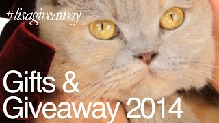 Holiday Gift Guide & Giveaway 2014