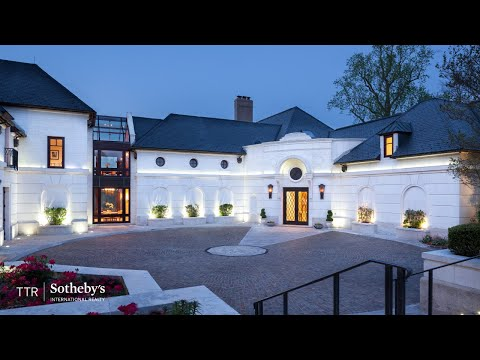 An Extraordinary Modern Estate In McLean, Virginia | TTR Sotheby's International Realty