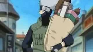 Что у Какаши под маской? Naruto прикол.