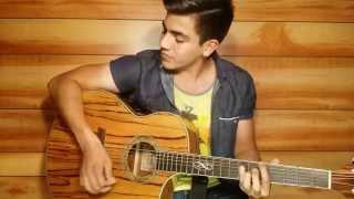 Cristian Casares - Vivo Estas Alive - Hillsong Y&f  Acústico.