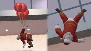 LA MUERTE DE SANTA CLAUS !! - Christmas Shopper Simulator 2 | Fernanfloo thumbnail