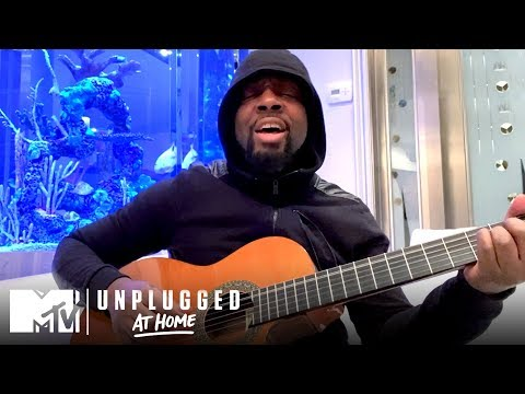 """Wyclef Jean Performs """"Gone Till November"""" & More! 🎸MTV Unplugged at Home"""