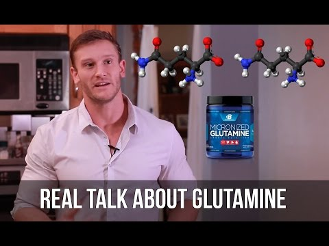 Glutamine: Health Benefits & Muscle Recovery- Thomas DeLauer