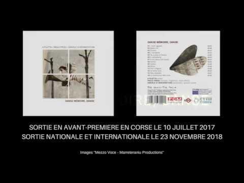 TEASER #1 DANSE MEMOIRE, DANSE — A FILETTA / PAOLO FRESU / DANIELE DI BONAVENTURA (New CD release)