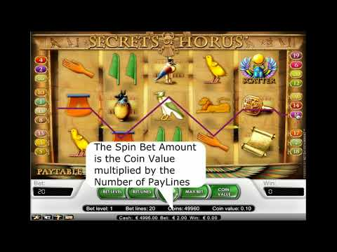 How to Play Slot Machines | What Is a PayLine
