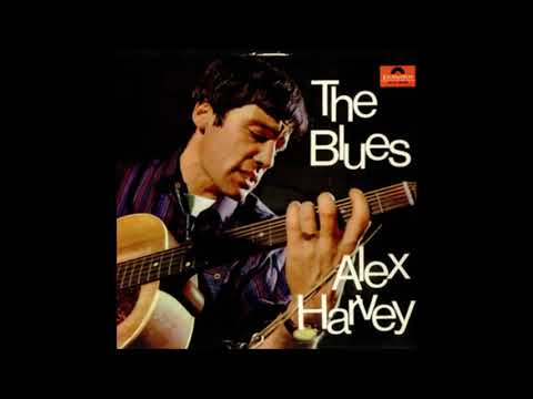 Alex Harvey - The Blues (1964)