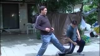 Вин Чун   Техника ног