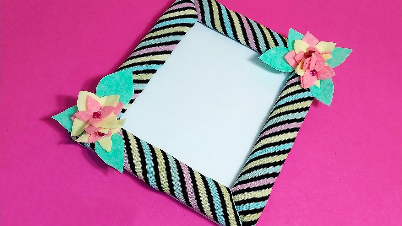 Super Cute Photo Frame Ideas For Gift Diy Plush Photo Frame