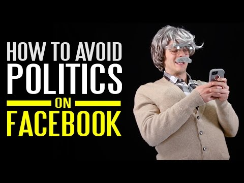 How to Avoid Politics on Facebook