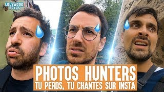 PHOTOS HUNTERS : Tu Perds, Tu Chantes Sur Instagram