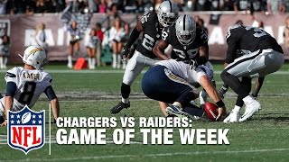 Best of Chargers vs. Raiders | Week 5 Highlights | Mini Movie | NFL Network