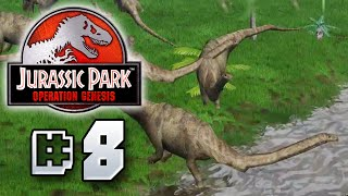 Gentle Giants - Jurassic Park Operation Genesis [ Jurassic Park Month ]