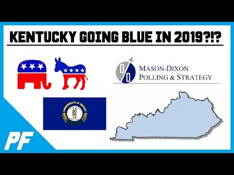 2019 Kentucky Governor's Race Poll - Will The Blue Grass State Go Blue in 2019?!? Bevin vs Beshear Mp3