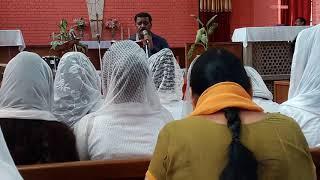 Yeshu se jeewan mile Ashok Masih Ingraham Church Ghaziabad India
