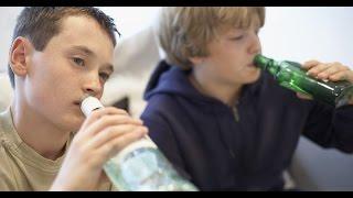 Детский Алкоголизм (Документальный фильм)