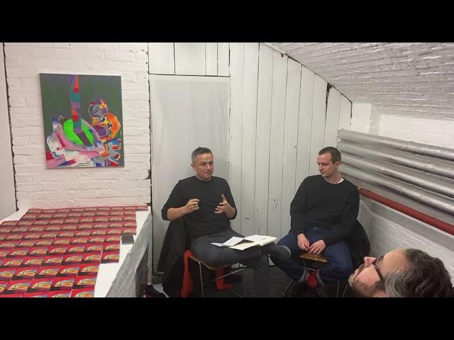 In Conversation with Jure Kastelic