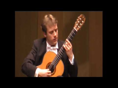 Manuel Maria Ponce - Sonata Romantica (complete), by Sanel Redzic - classical guitar