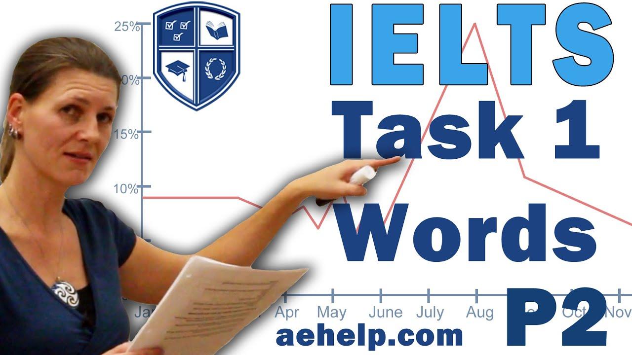 ielts task 1 vocabulary pdf